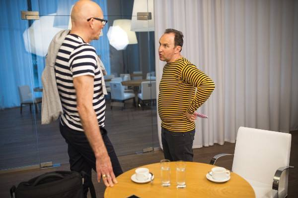 Беседа в стиле фанк с Кьеллом Нордстремом