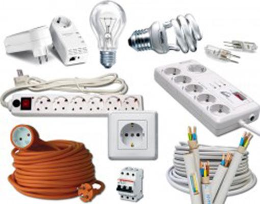 Планы по открытию отдела электротоваров