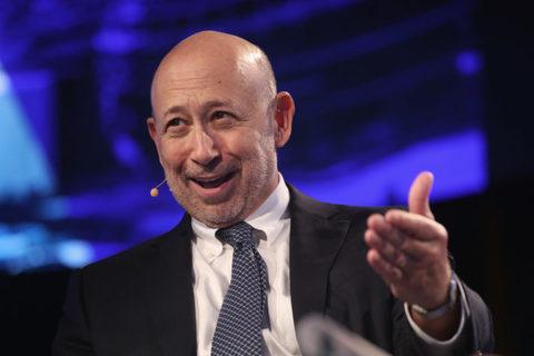 CEO Goldman Sachs: биткоин не для меня