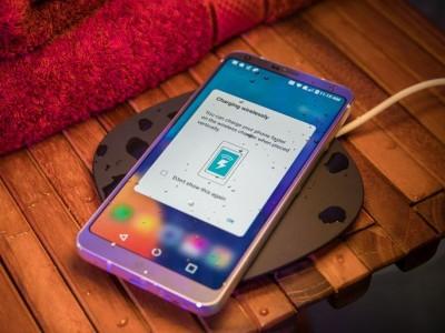 Смартфон LG G6 будет поддерживать технологию беспроводной зарядки только для американских потребителей
