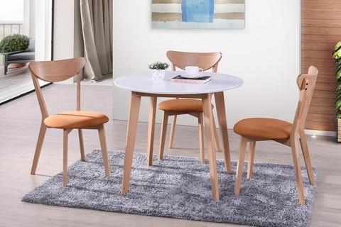 Выбираем ткань для обивки кухонных стульев