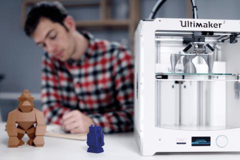 Скидки на 3D принтеры из демо-зала!