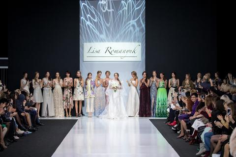 Видеоролик. Moscow Fashion Week. Показ Лизы Романюк. Весна-Лето 2018