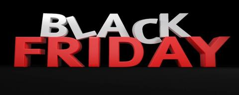 У нас тоже Черная Пятница!