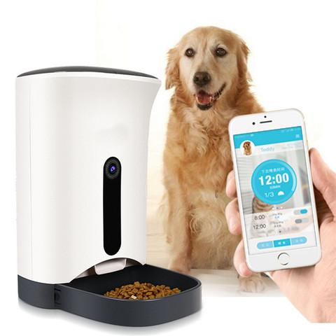 Автоматическая кормушка нового поколения для домашних животных