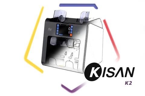 Обзор счетчика банкнот Kisan K2