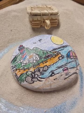 Наскальная живопись (рисунок на камне)