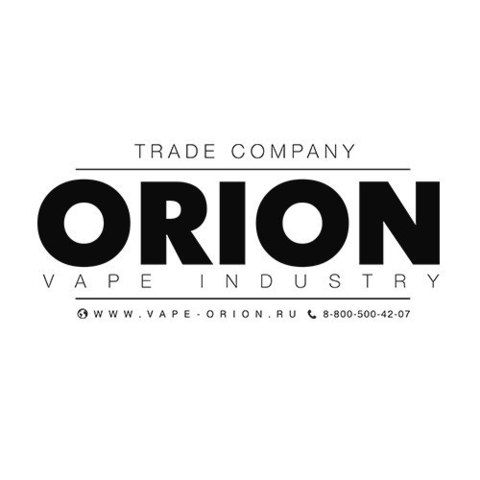 Orion Vape | Пар оптом!