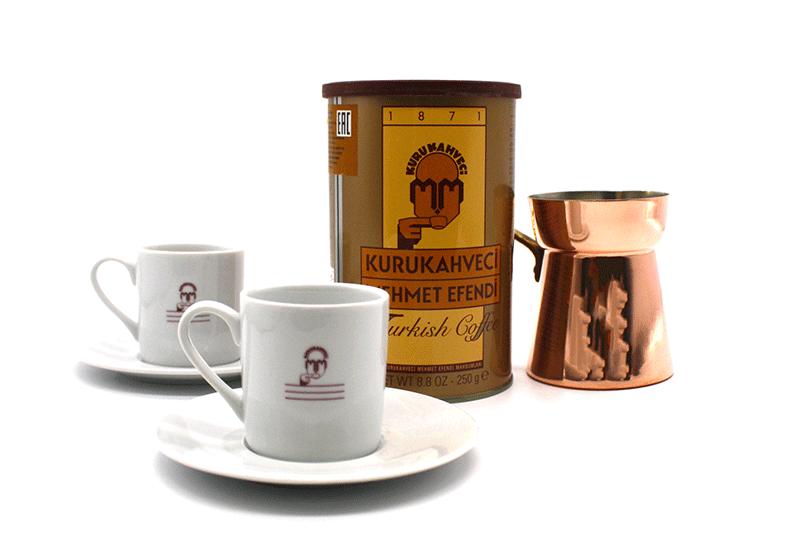 Mehmet Efendi — изумительный турецкий кофе с историей