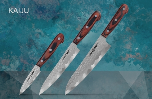 Преимущества кухонных наборов ножей