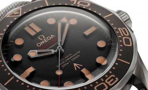 Часы Джеймса Бонда OMEGA Seamaster 007 Edition скоро в продаже