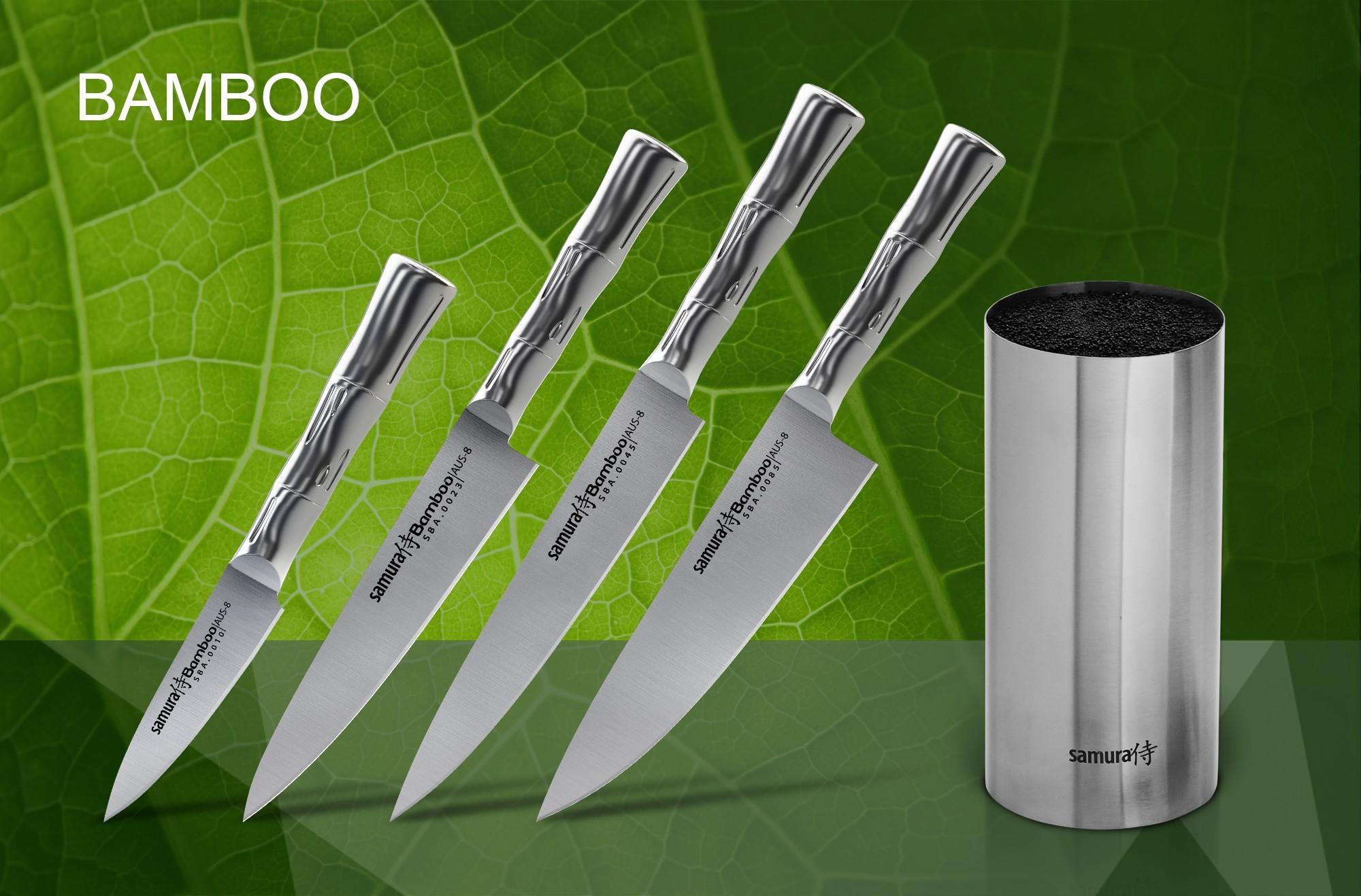 Комплектация наборов ножей для кухни