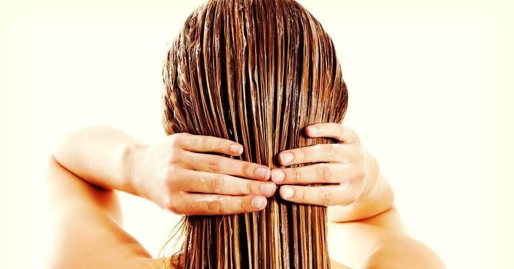 Маски для волос в домашних условиях. Рецепт.