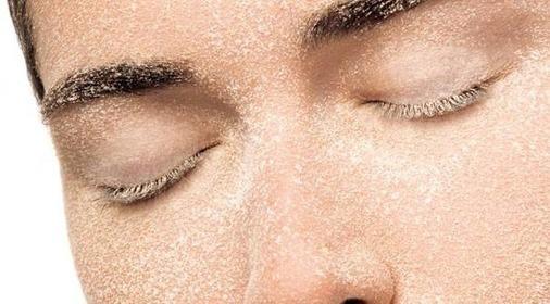 Признаки сухого типа кожи