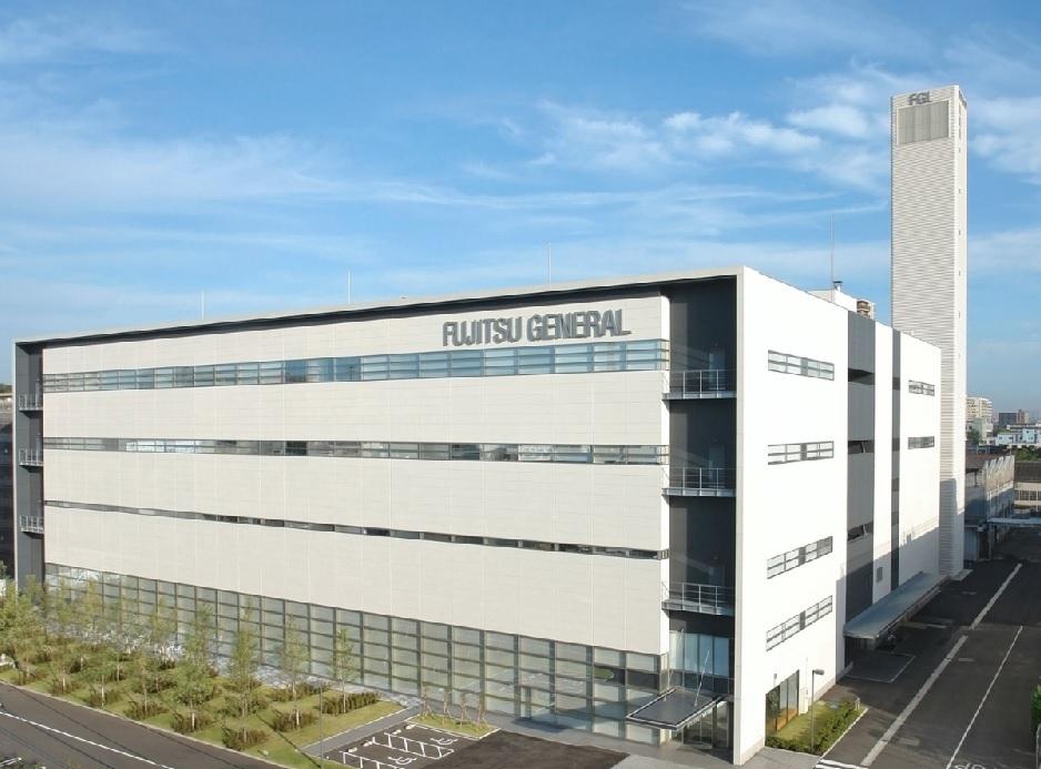 Fujitsu наращивает сегмент центральных кондиционеров