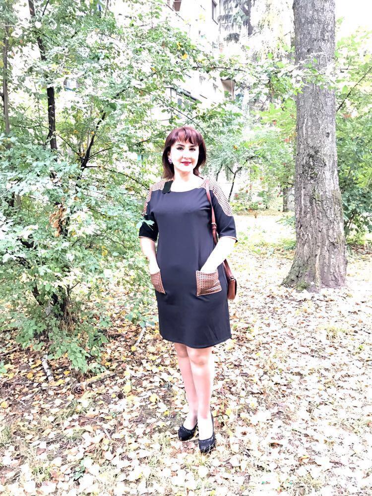 Отзыв о платье 3076