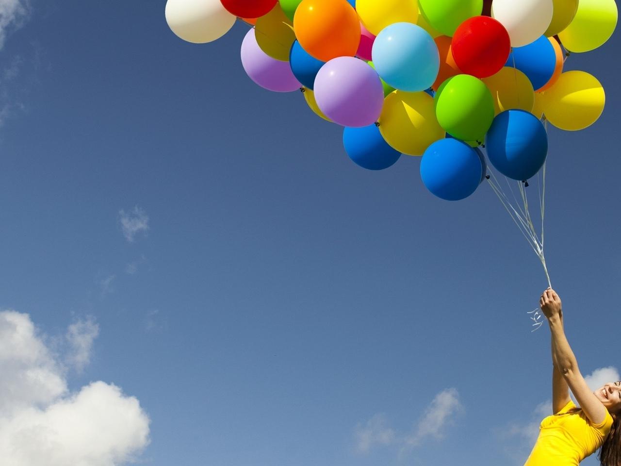 Воздушные шары Краснодара