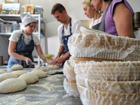 Как печь хлеб в жару
