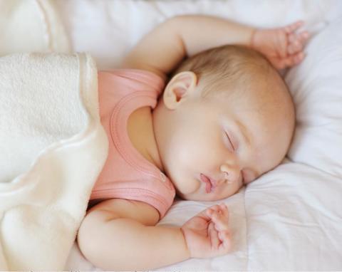 Как выбрать для новорождённого постельное бельё