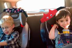 Игры в дороге с ребенком