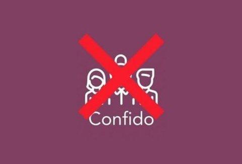 Письмо от предполагаемого адвоката ICO Confido