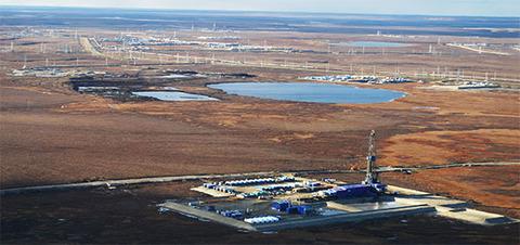 В 1-м квартале 2018 г в ЯНАО добыто более 150 млрд м3 газа и более 7,5 млн т нефти