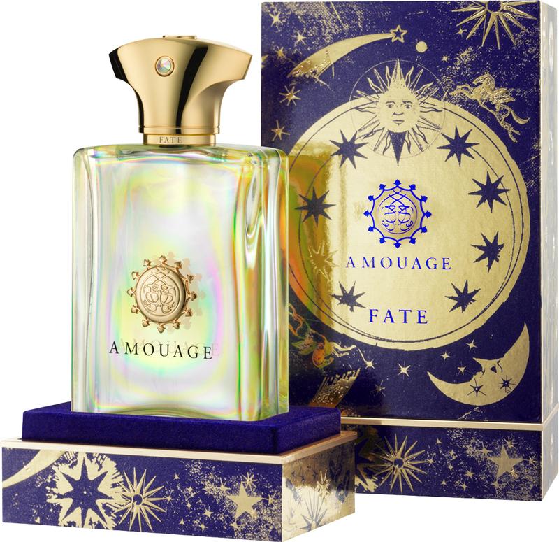 Пряный и переливчатый аромат Amouage «Fate men»