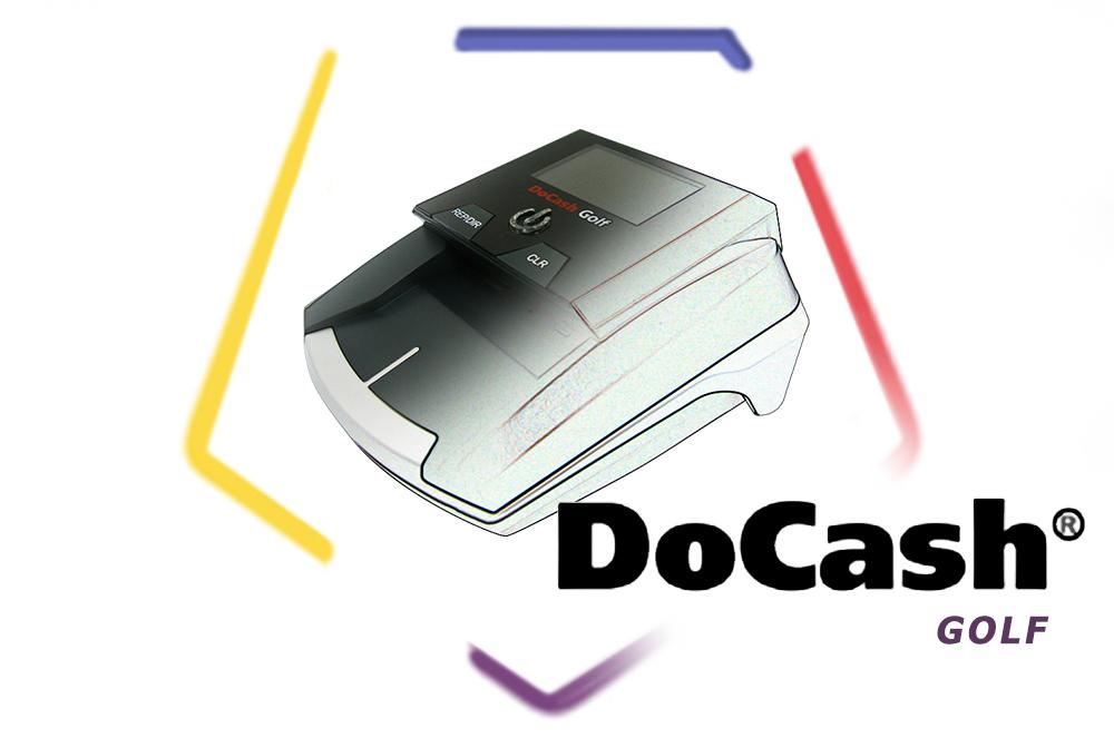 Автоматический детектор DoCash Golf