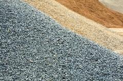 Самые низкие цены на песок и щебень