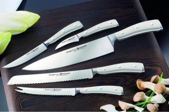 Лучшие кухонные ножи для домашнего использования