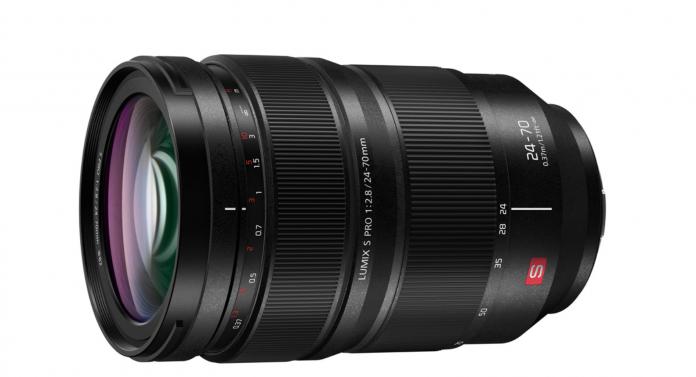 Опубликованы снимки на Panasonic Lumix S Pro 24-70mm F/2.8