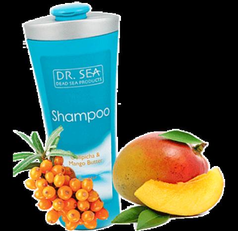 Подробный ВИДЕО обзор одного из лучших по составу шампуней для сухих и поврежденных волос от Dr. Sea