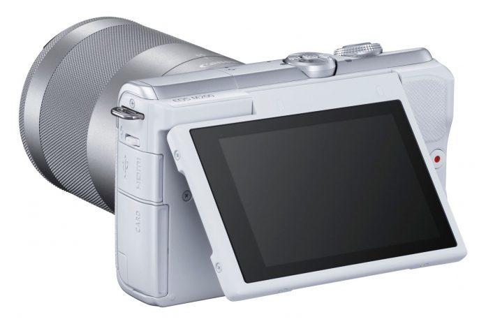 Canon зарегистрировали новую EOS-M камеру