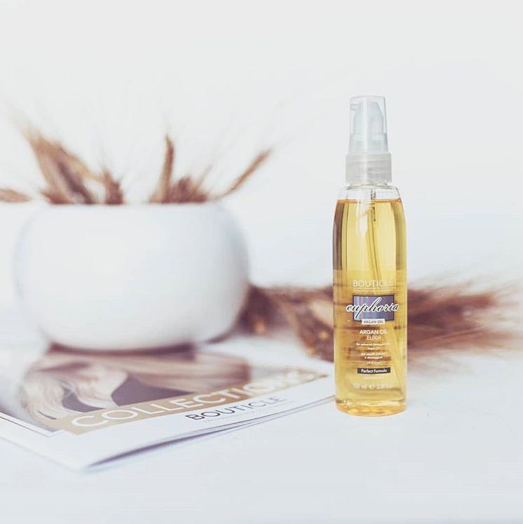 Почему мы любим Euphoria Argan Elixir Oil?
