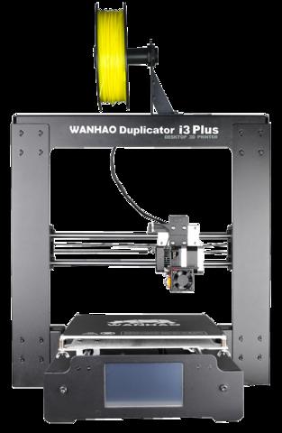Wanhao Duplicator i3 Plus - еще один 3D принтер который может стать бестселлером.