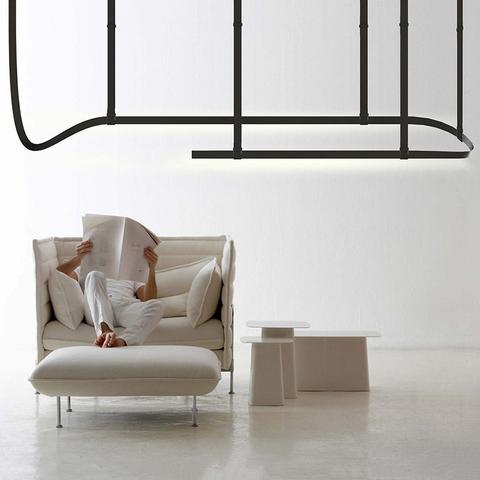 Гибкое мышление: световые системы WireLine и Belt от Flos