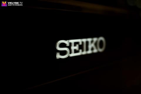 Закрытая презентация компании SEIKO в Бутике