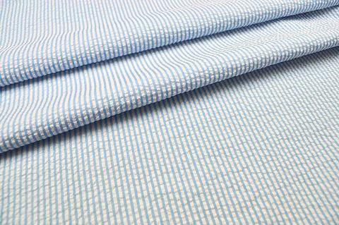 Рубашки из ткани сирсакер: достоинства материала, область применения