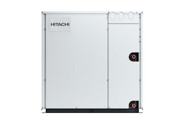 Hitachi готовит производство VRF-систем, оснащенных конденсатором водяного охлаждения