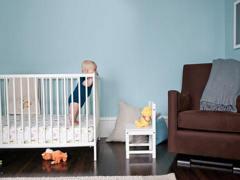 Правила подготовки детской комнаты.