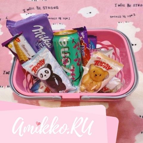 Sweety Box. Самый сладкий набор в Amikko!