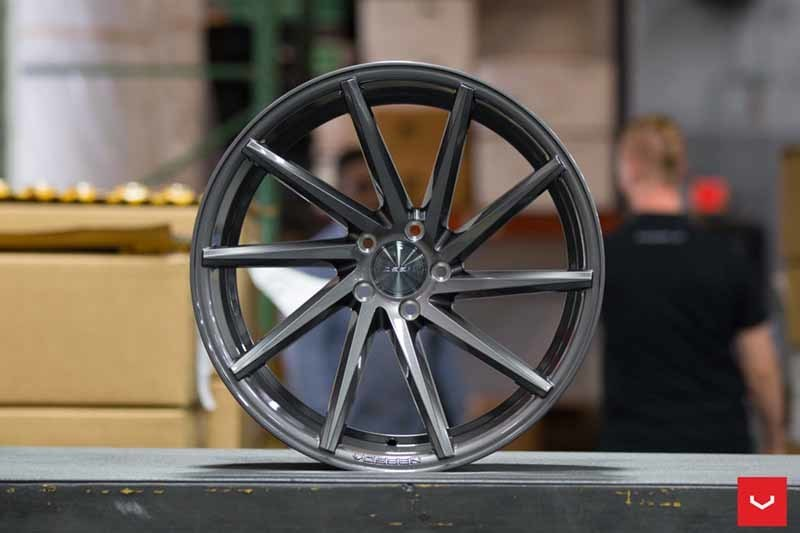 Types and features of alloy wheels