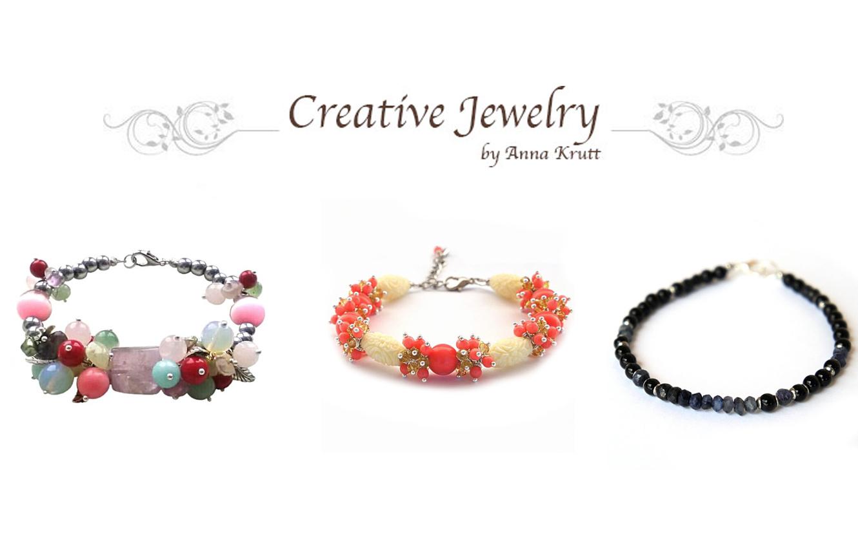 Новые браслеты Creative Jewelry