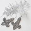 Новая эксклюзивная коллекция украшений из вологодского кружева ручной работы.