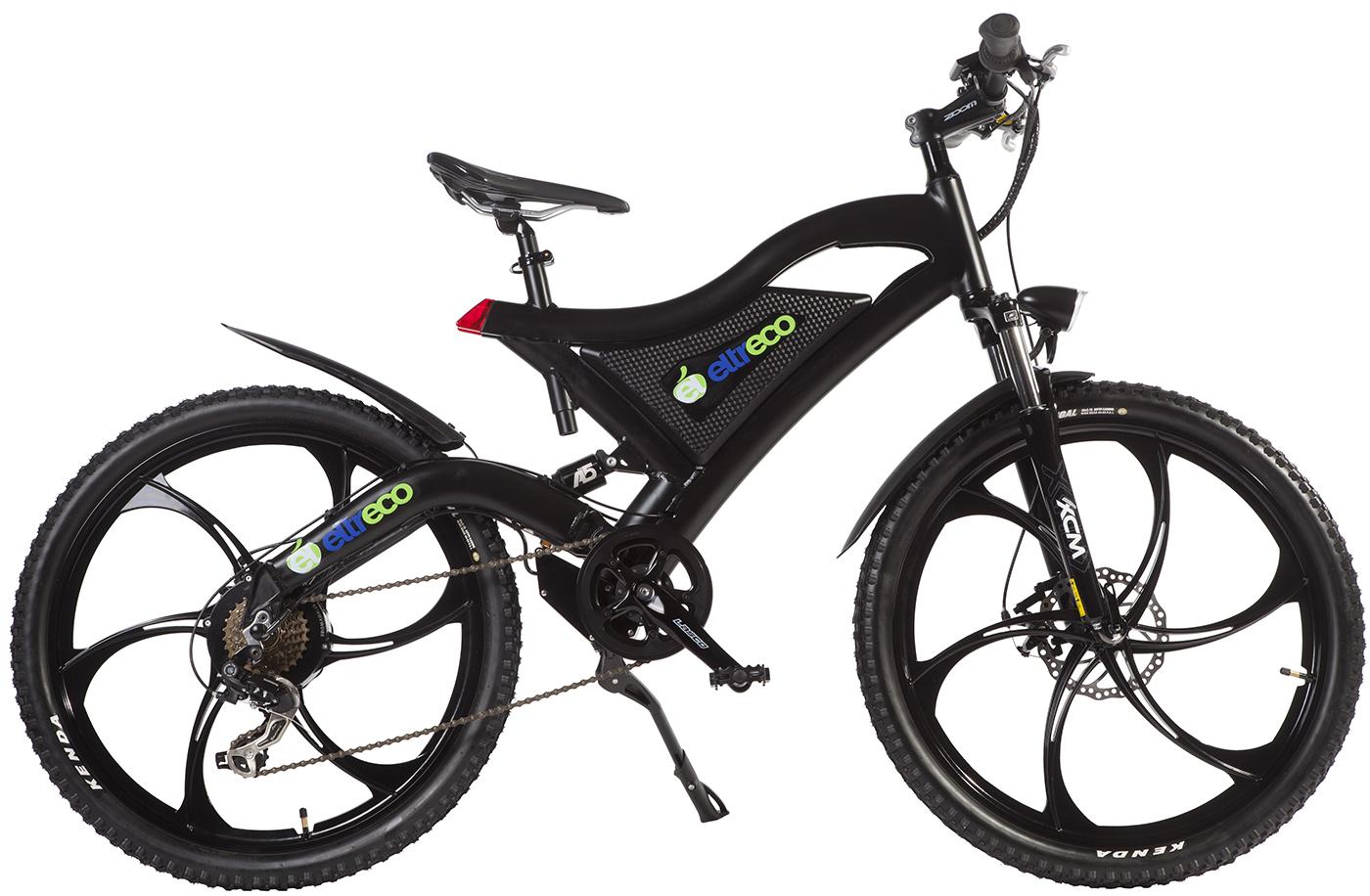 Поступление велосипедов Eltreco