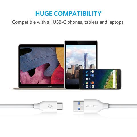 Обзор Anker PowerLine USB-C to USB 2.0