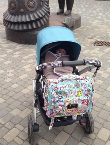 Какой должна быть сумка для мамы на коляску? Моя история и впечатления