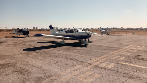 Piper PA-28 Cherokee в Новосибирске