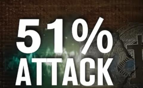 Как работает атака 51% (двойная атака)