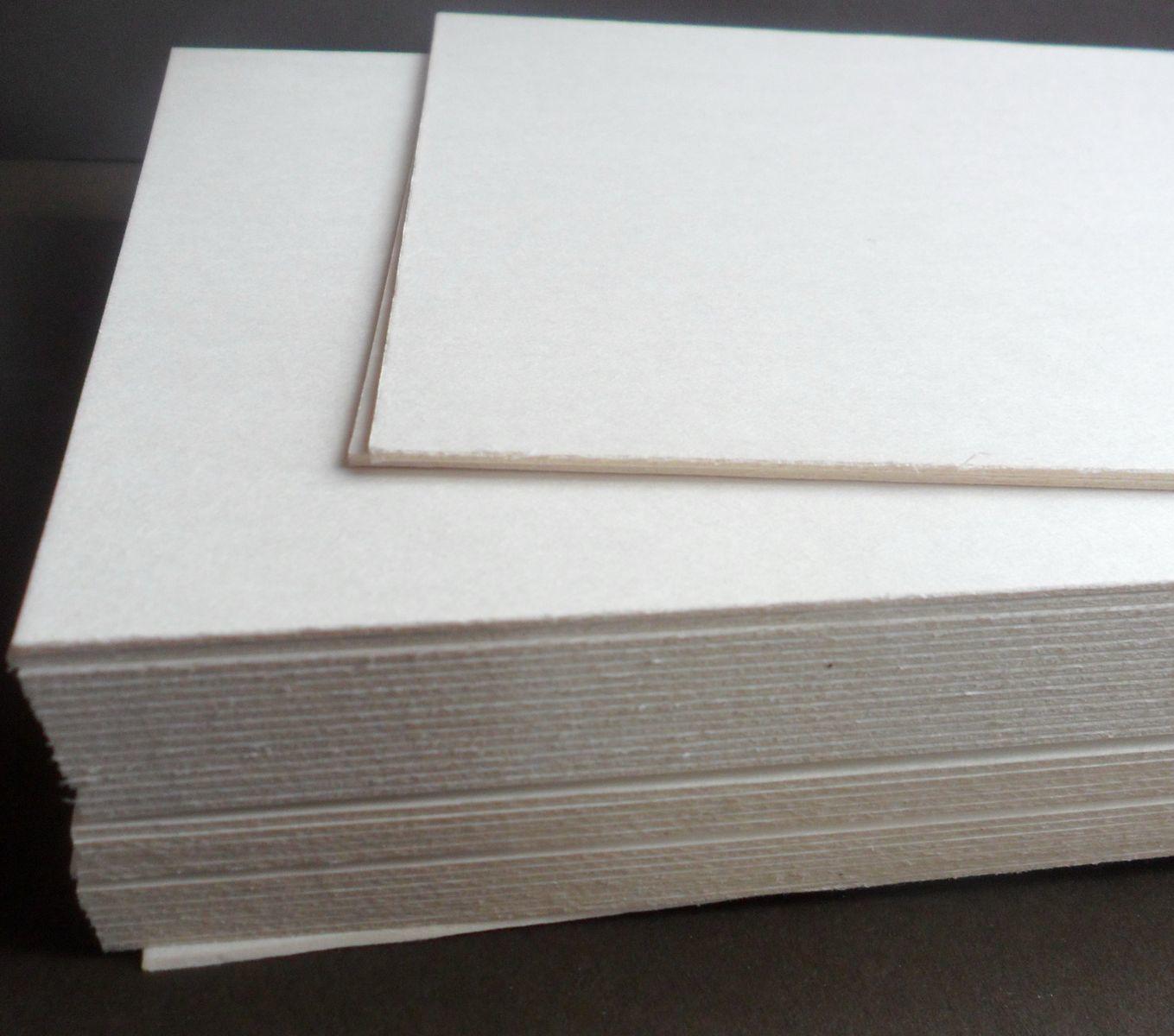 Топ-3 вида картона для скрапбукинга